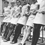 Minirok jaren zestig