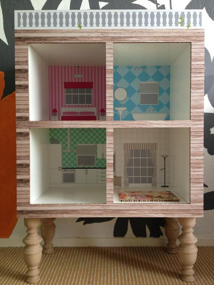 Customized Ikea Kast Lifestyle Blog
