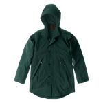 rain-jacket-emerald-green-Misc Store Amsterdam - Daily Cappuccino - Lifestyle Blog