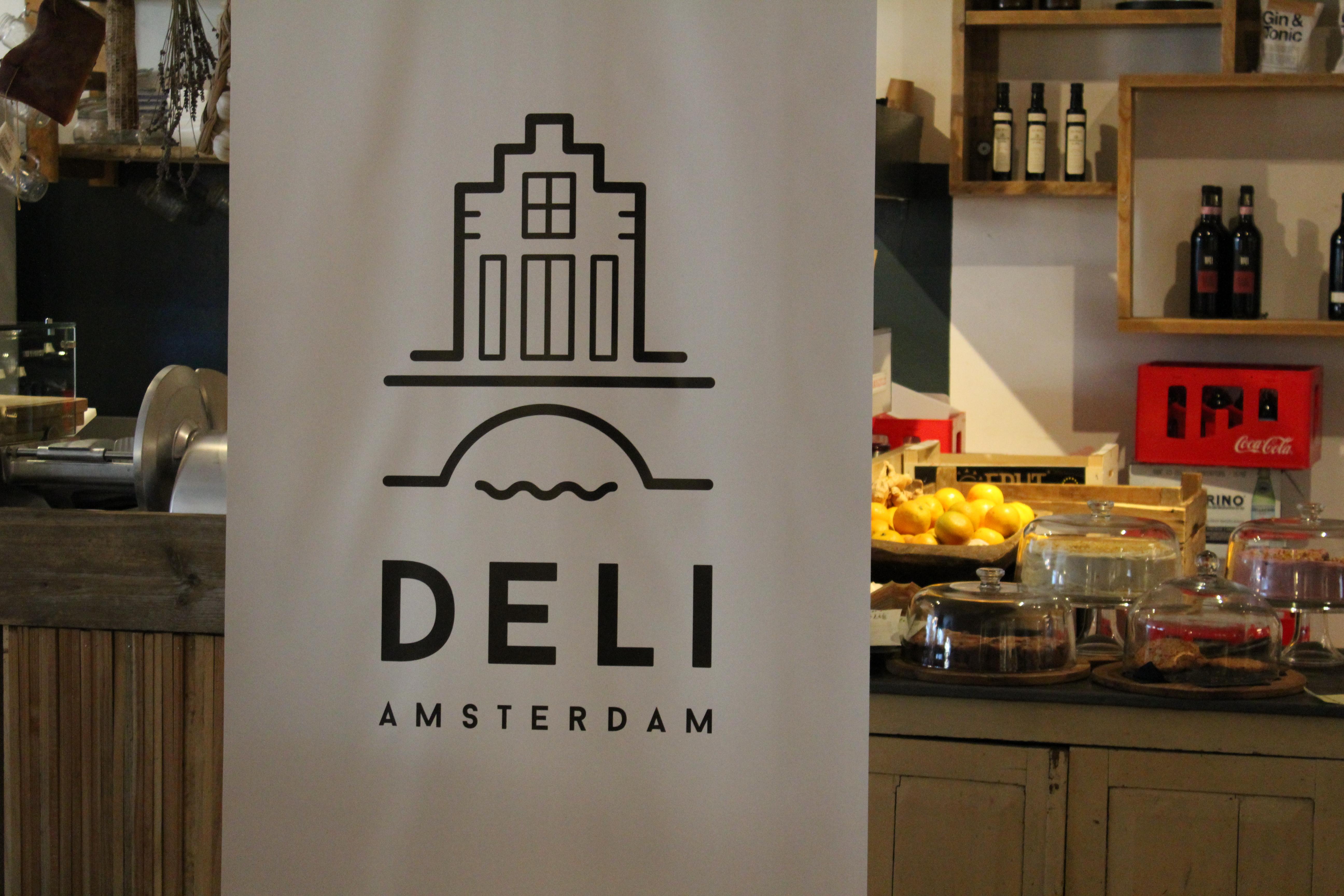 DELI Amsterdam lancering