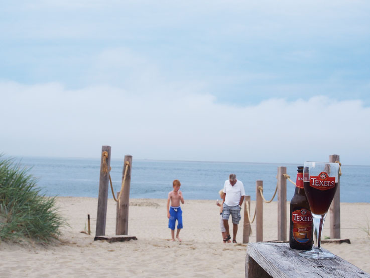Strandpaviljoen Kaap Noord - Daily Cappuccino - Travel Guide