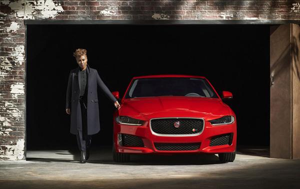 Jaguar XE en Emeli Sande