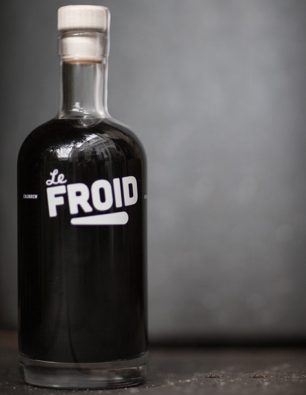 Le Froid cold brew coffee