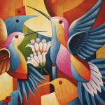 aid of art schilderij ecuador