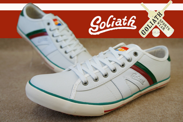 Vintage Voetbal Sneakers - Daily Cappuccino - Lifestyle Blog