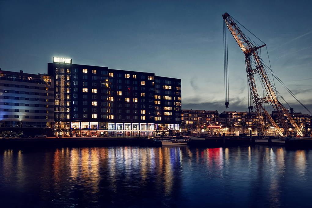 Rotterdam Travel Guide - Mainport Hotel - Daily Cappuccino