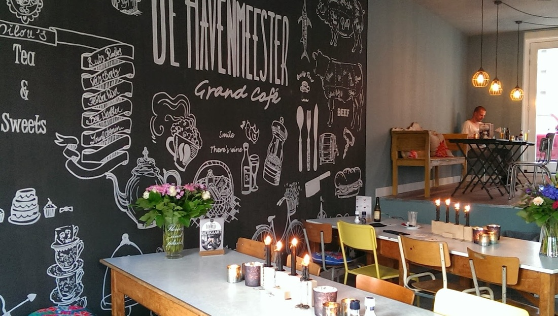 Grand Café De Havenmeester - Daily Cappuccino - Lifestyle Blog