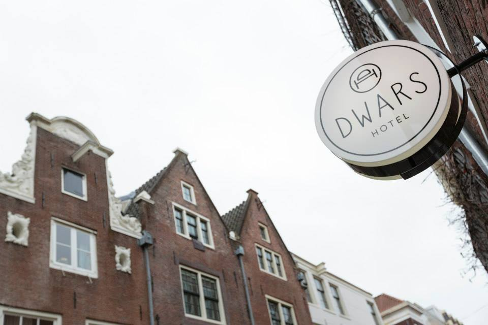 Hotel Dwars Amsterdam - Travel - Daily Cappuccino