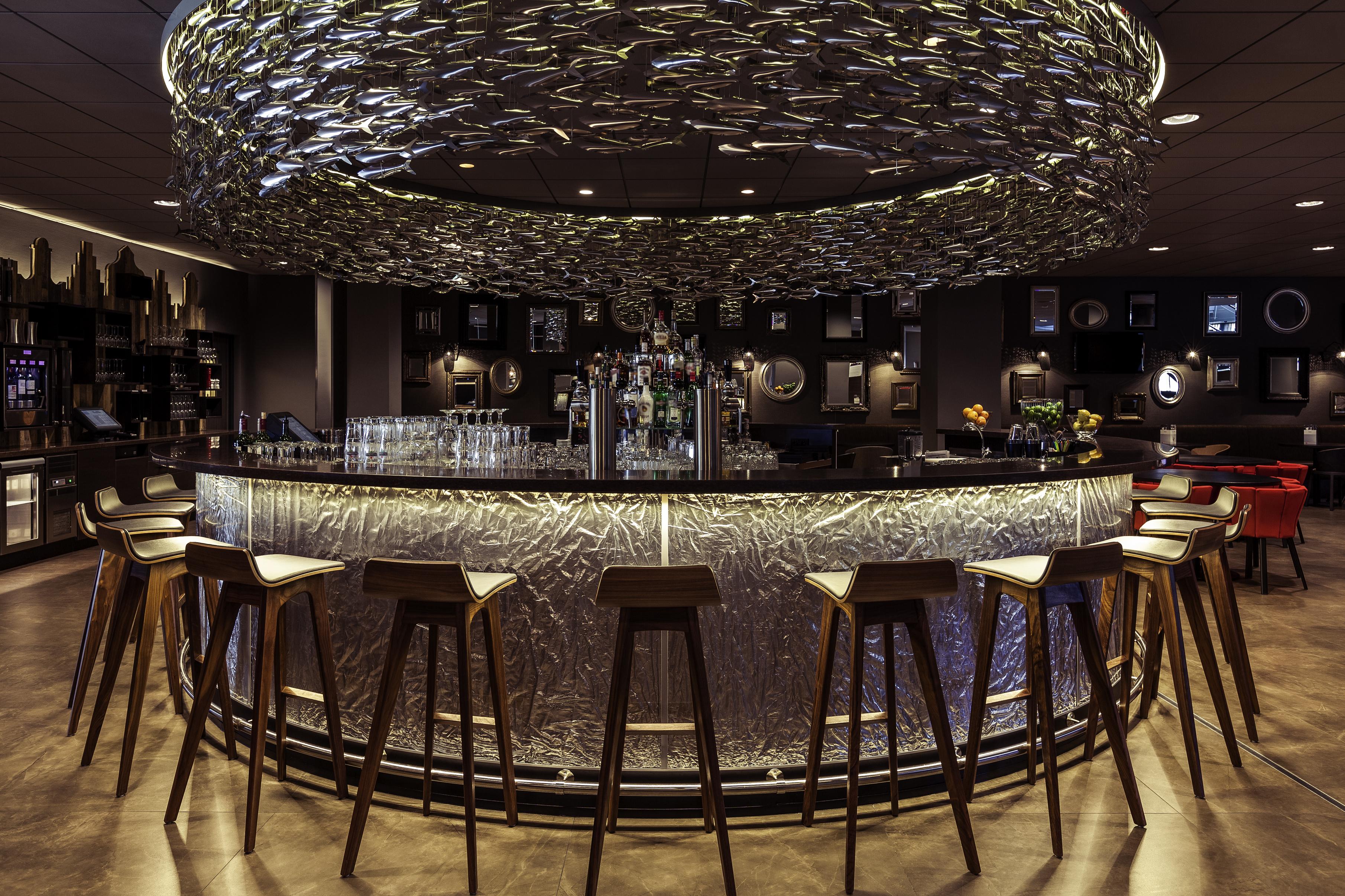 Lobby Mercure Amsterdam City