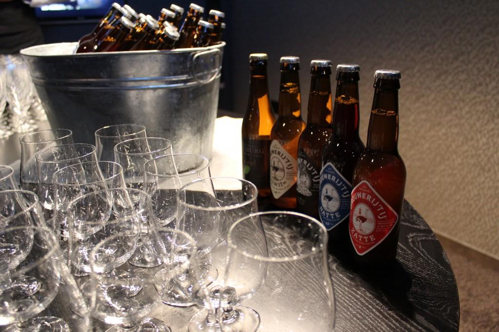 bier bij Mercure