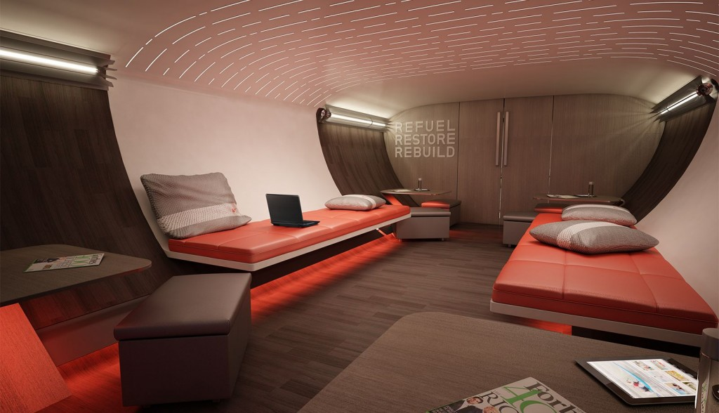 Teague, Nike Design Aircraft for Sports Team Travel - Daily Cappuccino - Lifestyle Blog