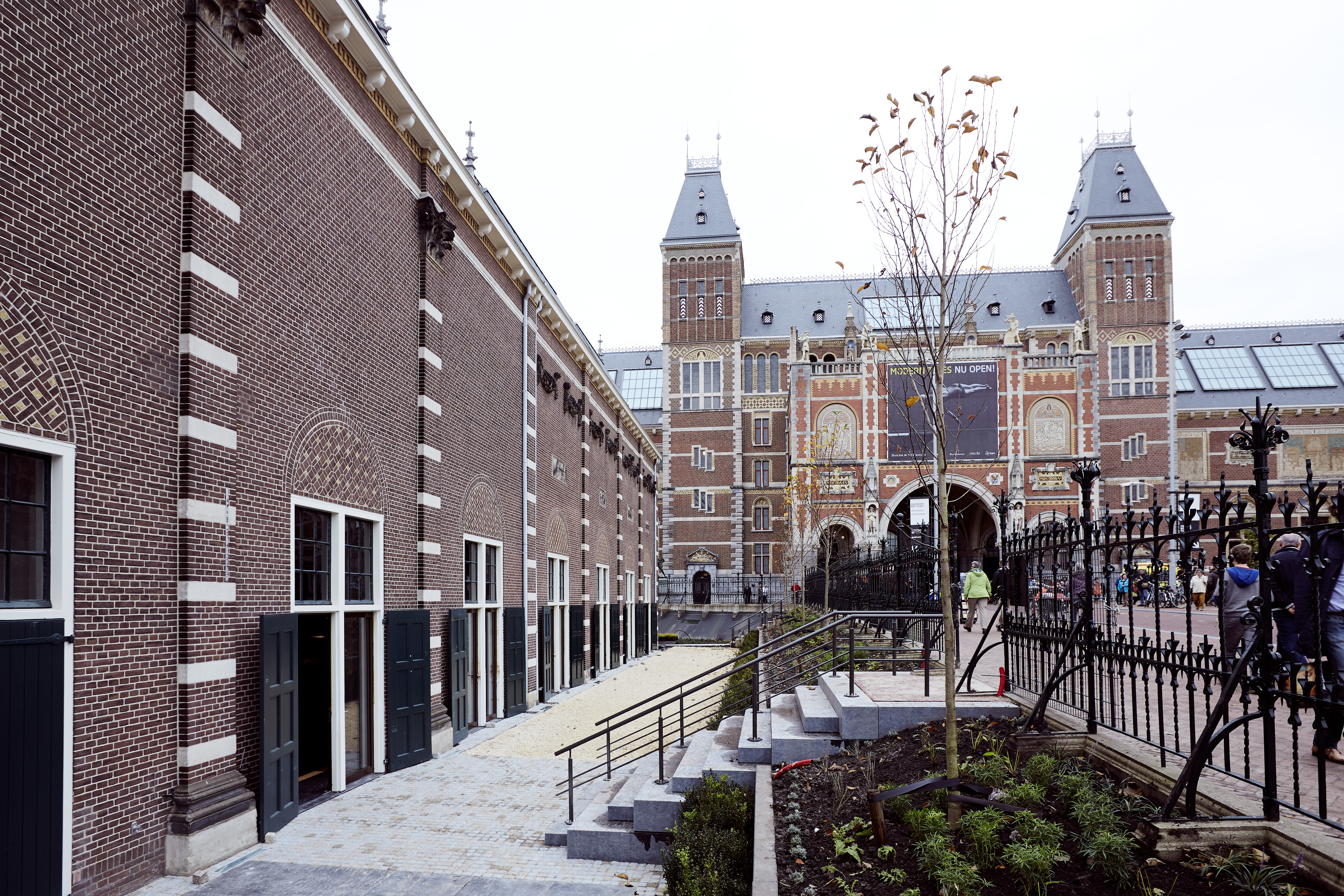 Restaurant RIJKS - Rijksmuseum - Daily Cappuccino - Lifestyle Blog