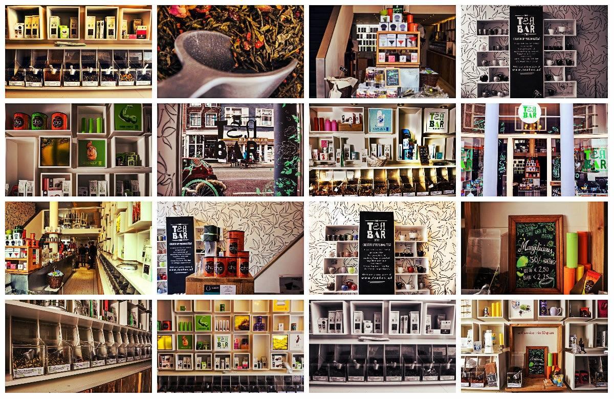 Tea Bar - Daily Cappuccino - Lifestyle Blog