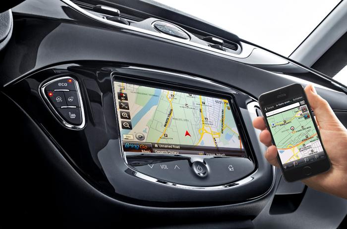 Opel Corsa_Intellilink