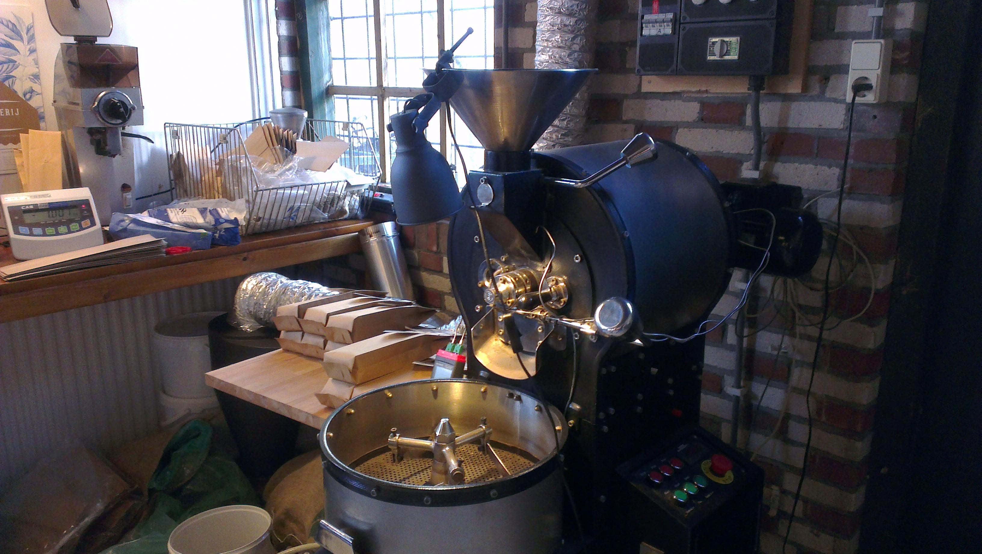 Stadsbranderij Eindhoven - Daily Cappuccino - Lifestyle Blog
