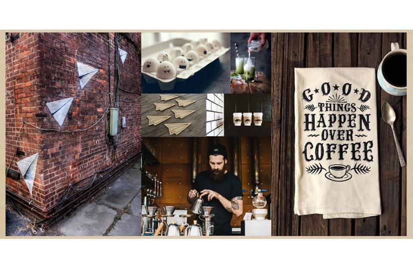 Paper Planes - Amsterdam - Daily Cappuccino