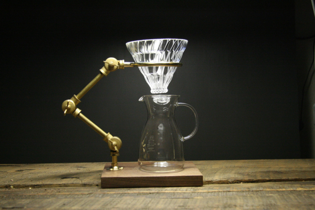 The Pour Over - The Coffee Registry - Daily Cappuccino - Lifestyle Blog