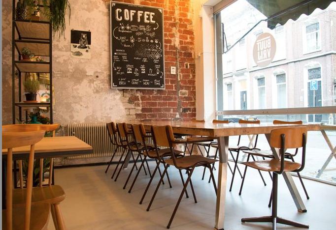 Buutvrij Creatief Koffiecafé - Daily Cappuccino - Lifestyle Blog