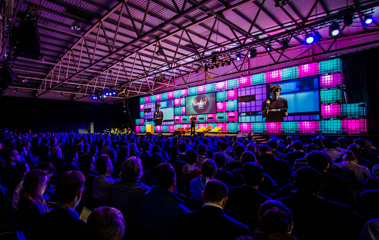 Web Summit Dublin - Daily Cappuccino - Lifestyle Blog
