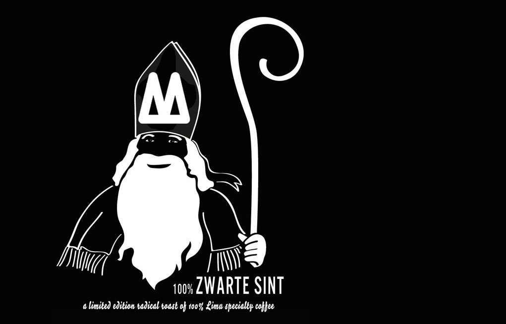 zwarte sint - moyee coffee - Daily Cappuccino - Lifestyle Blog