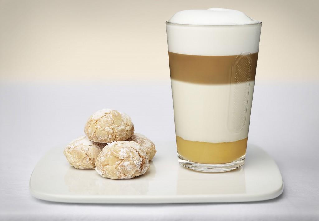 Nespresso dessert koffie