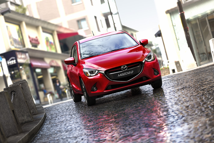 Mazda2 Design Workshop