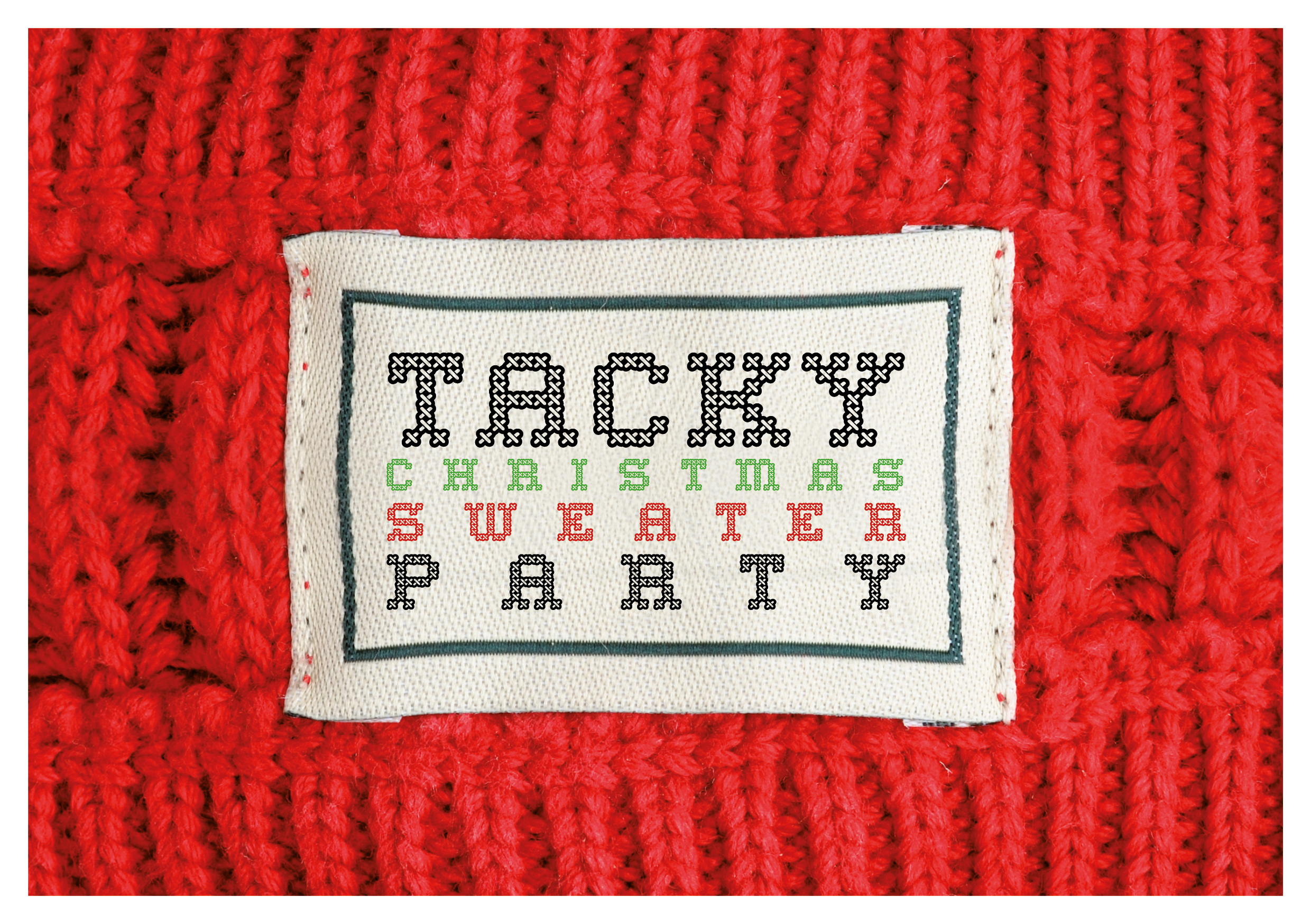 Tacky Christmas Sweater Dinner Party - Daily Cappuccino - Lifestyle Blog
