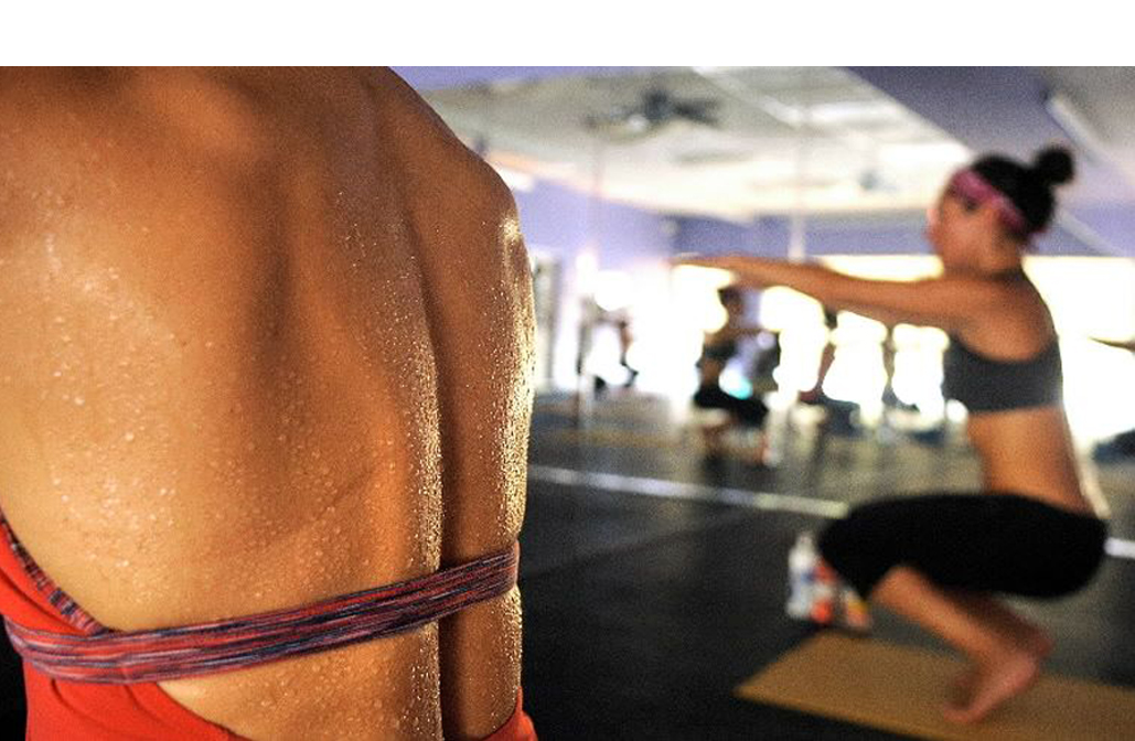 Hot Yoga - Sport - Daily Cappuccino - Lifestyle Blog