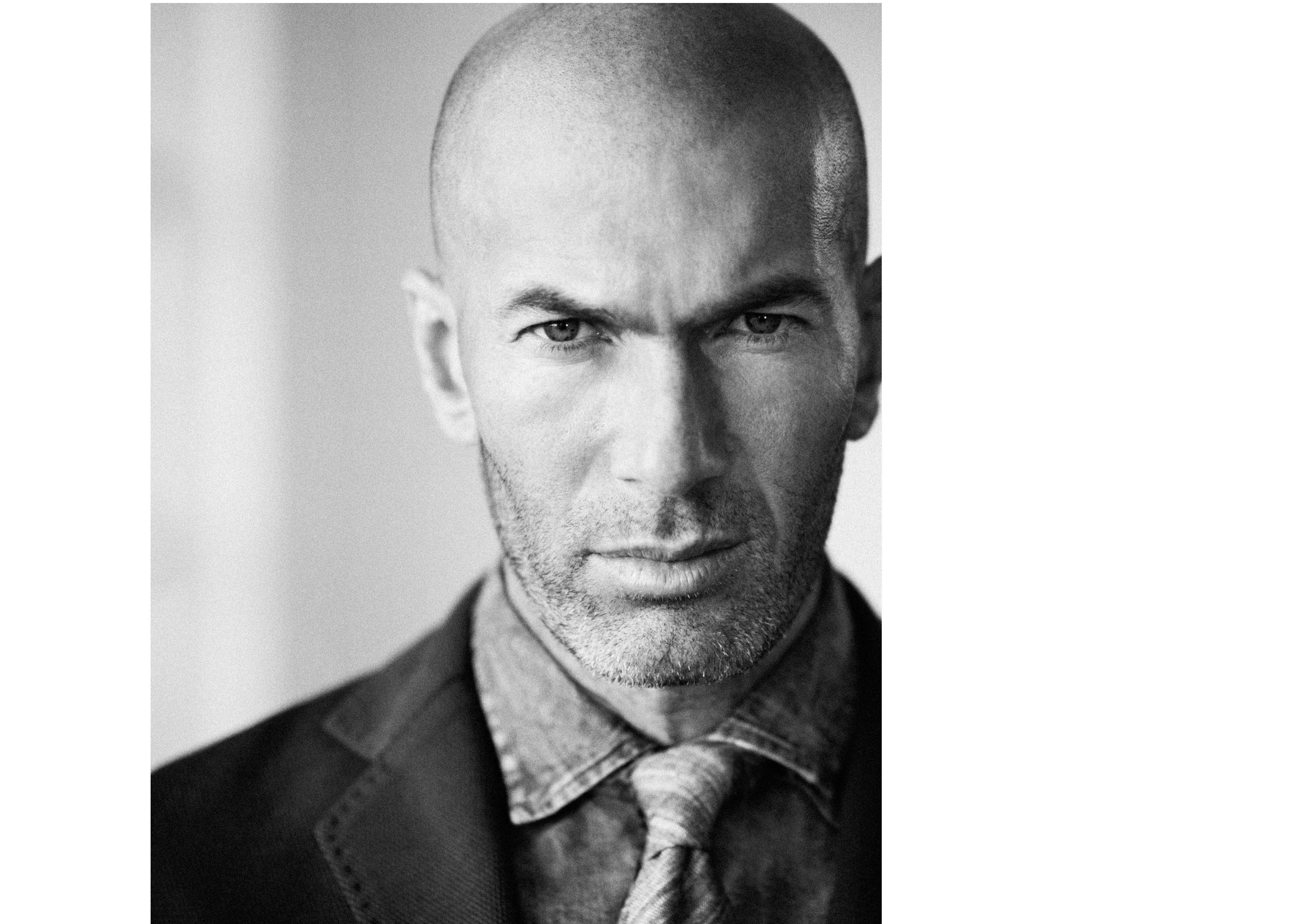 Zinedine Zidane voor Mango - Daily Cappuccino - Lifestyle Blog