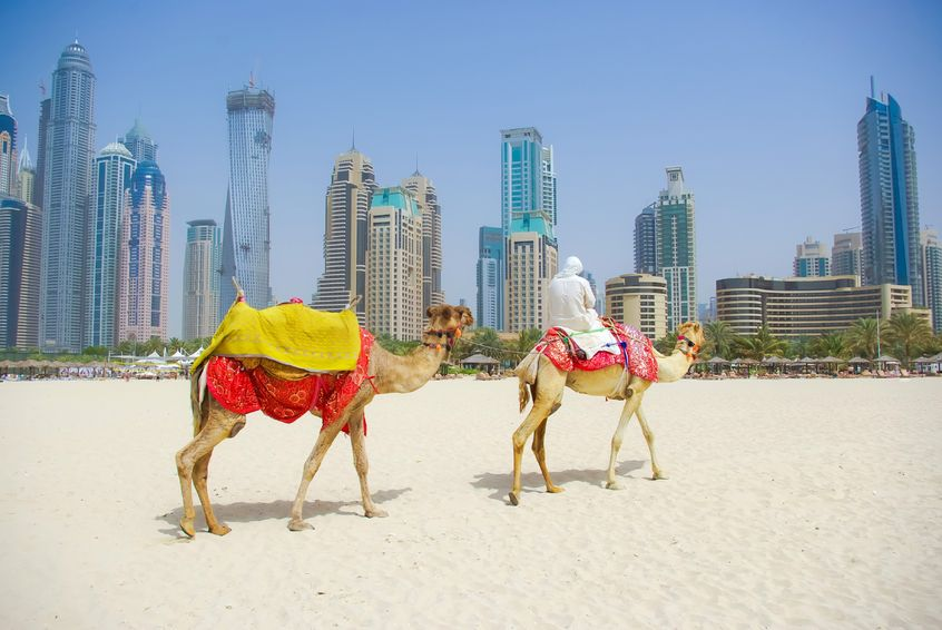 Dubai is hot to go - Daily Cappuccino - Lifestyle Blog