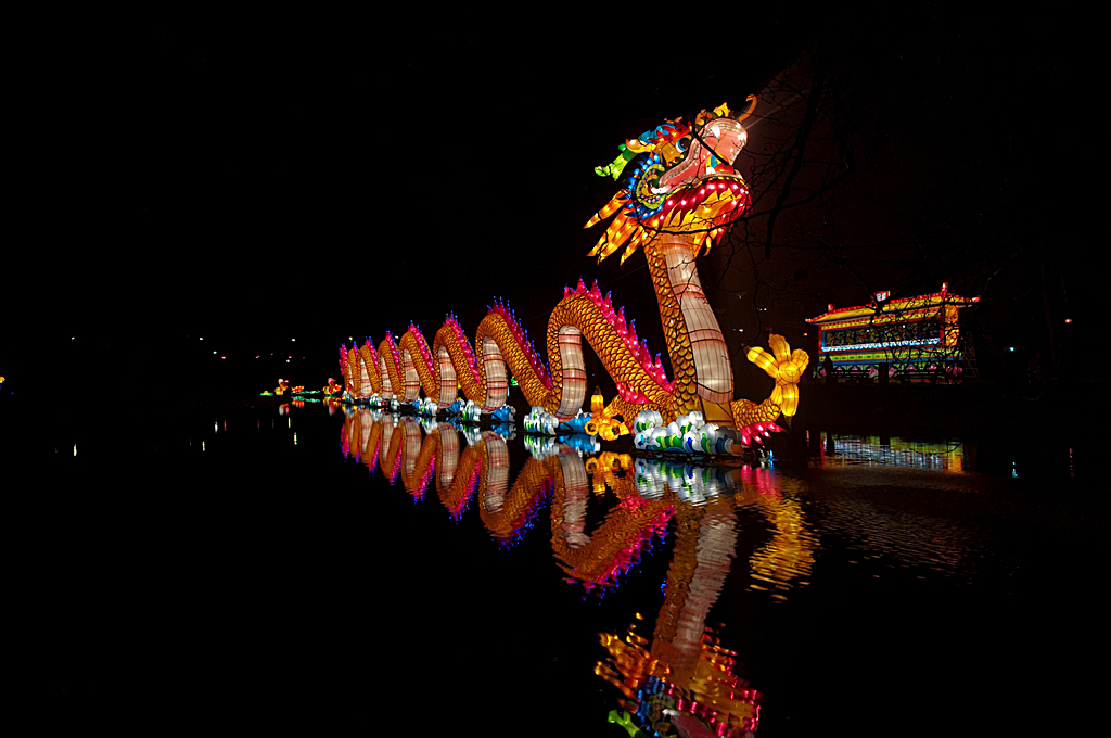 China Light Festival - Daily Cappuccino - Lifestyle Blog