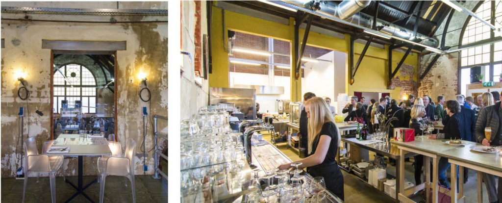 Duits in een ketelhuis - Oberland Groningen - Daily Cappuccino - Lifestyle Blog