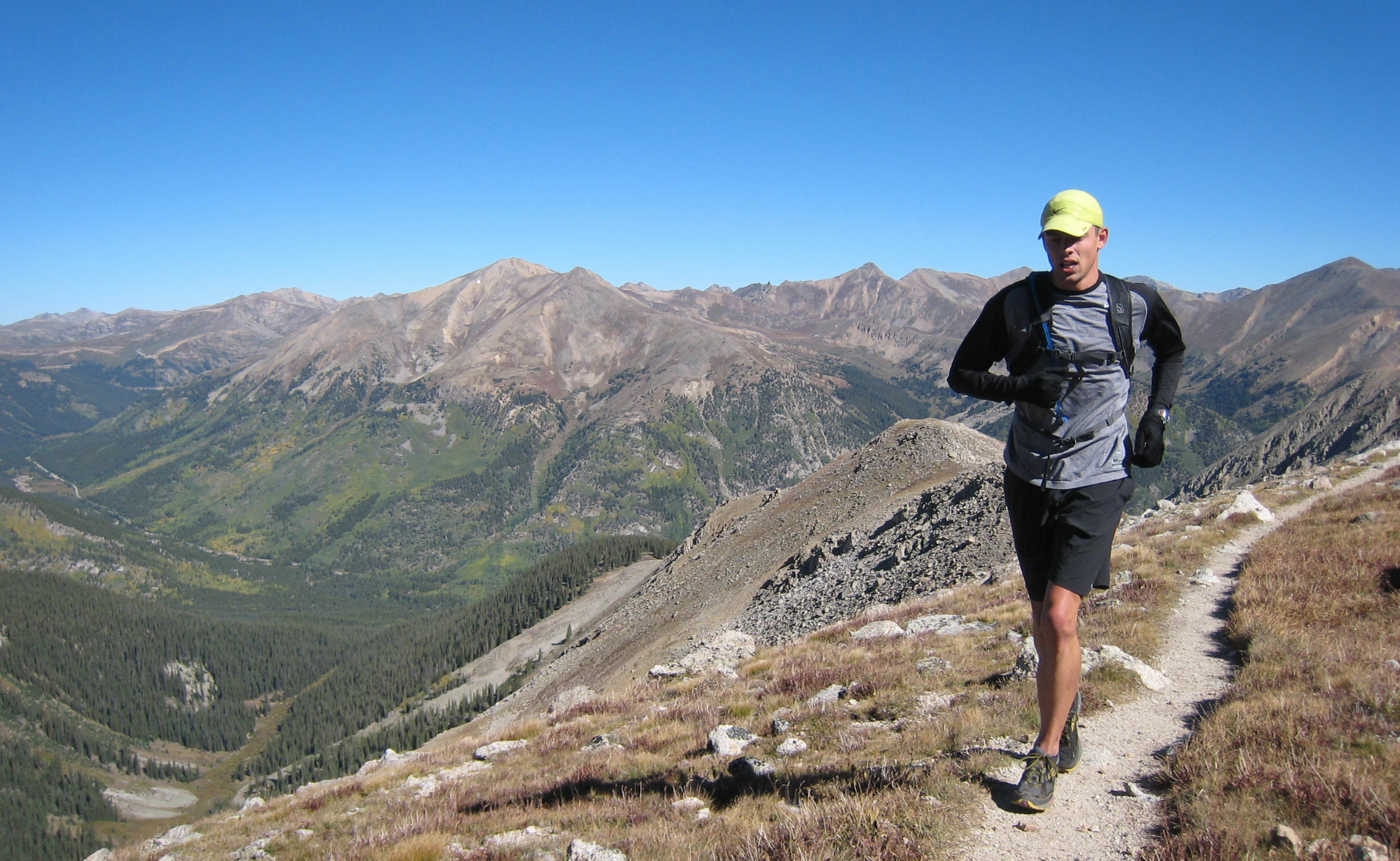mountain running - Daily Cappuccino - Lifestyle Blog
