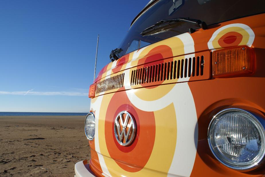 VW busje