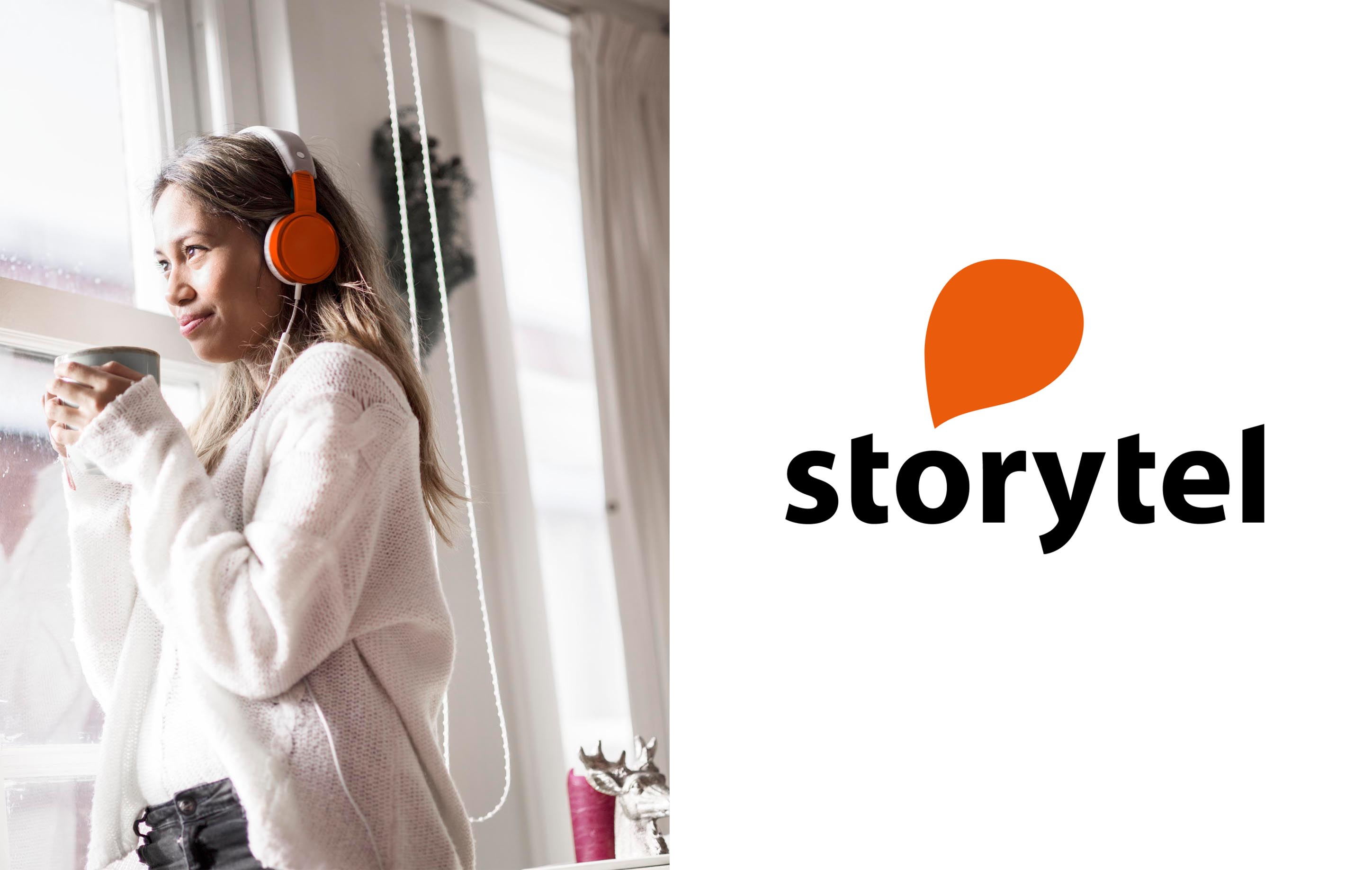 Storytel 1 - Daily Cappuccino - Lifestyle Blog