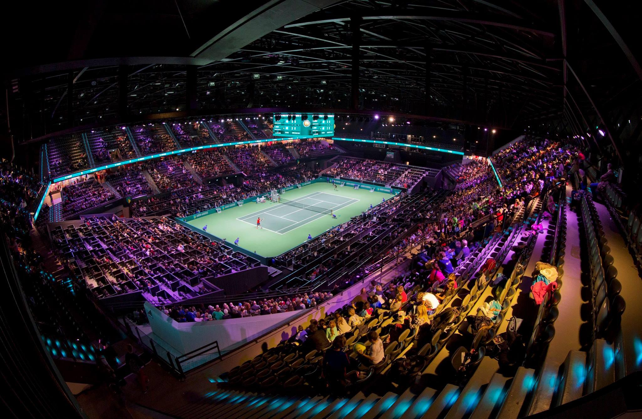 ABN AMRO Tennis Tournament Rotterdam - Daily Cappuccino - Lifestyle blog