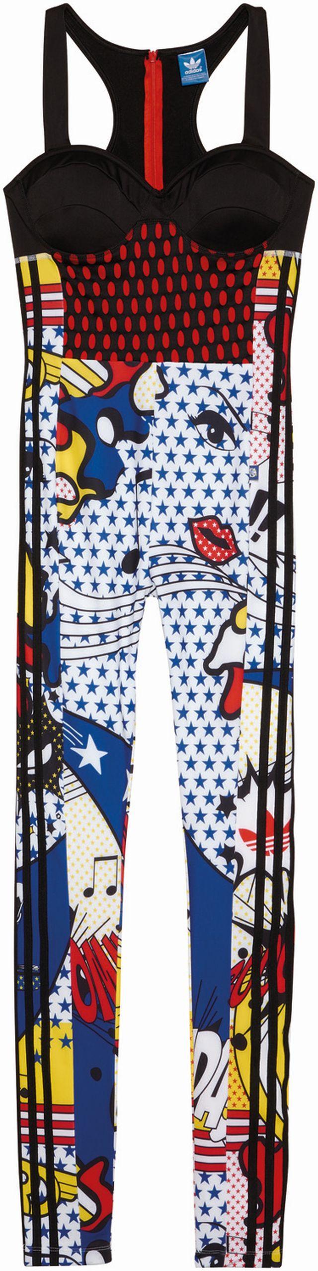 97eac388eb2 ... Rita Ora x Adidas Originals Super drop collectie ...