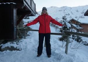 Mountain Peak skikleding test door Daily Cappuccino