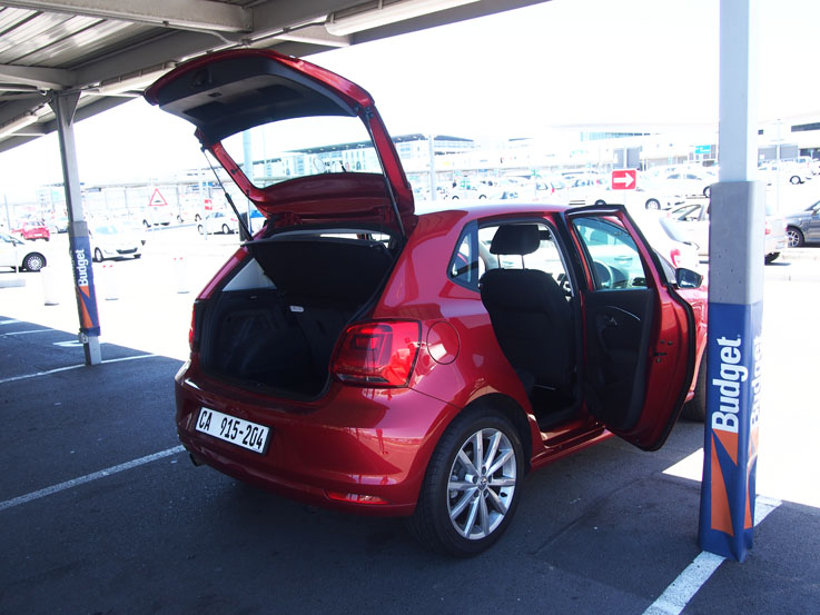 SunnyCars - Auto huren - Daily Cappuccino - Lifestyle Blog