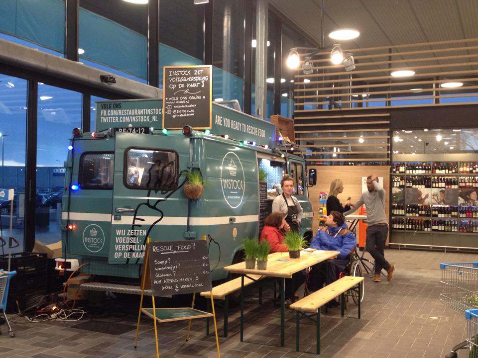 food truck - instock -  daily cappuccino - lifestyle blog