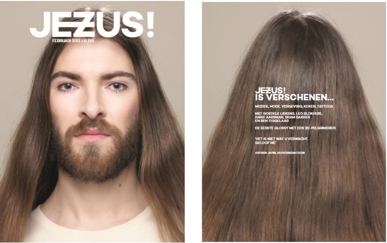 Jezus glossy - daily cappuccino - lifestyle blog