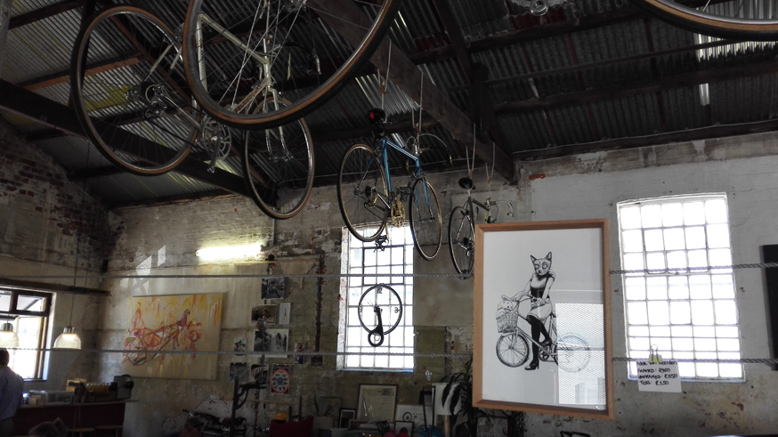 Woodstock Cycleworks - Daily Cappuccino - Lifestyle Blog