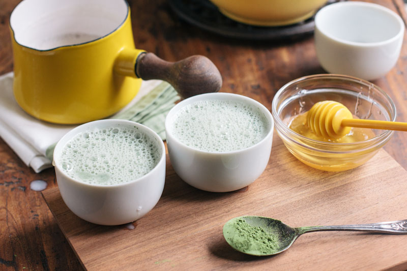 Goed groen goed - Matcha Latte - Daily Cappuccino - Lifestyle Blog