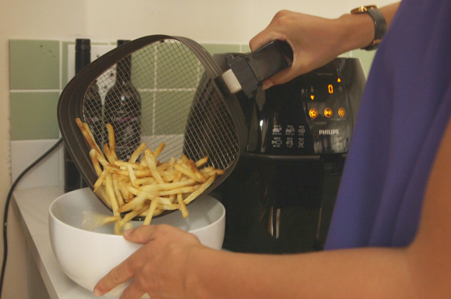 Philips Airfryer - Daily Cappuccino - Lifestyle Blog