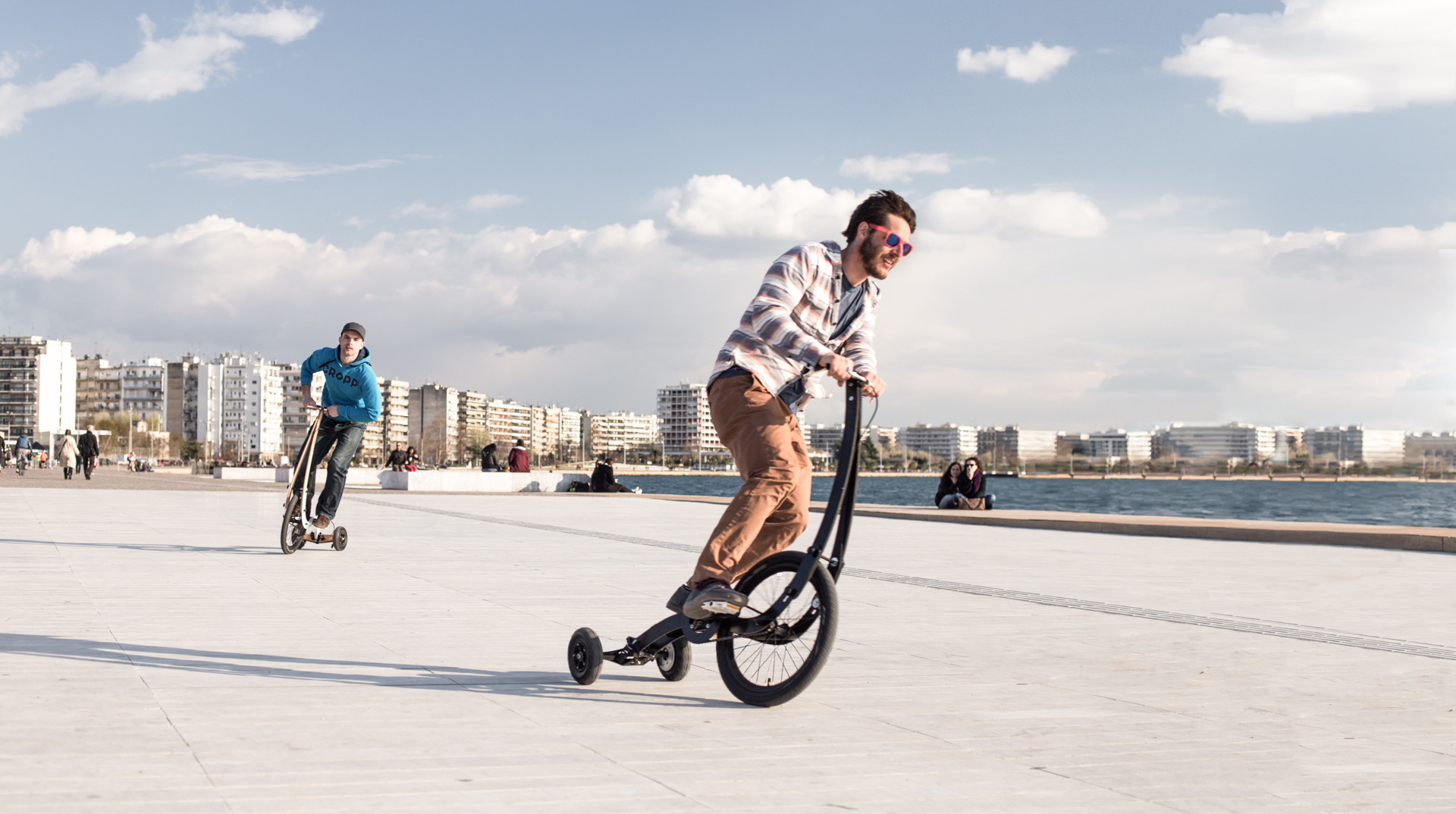 halfbike - daily cappuccino - lifestyle blog