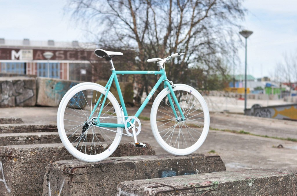 Jacob Bike - Daily Cappuccino - Lifestyle Blog