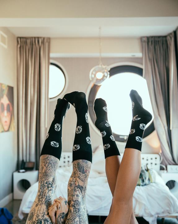 Happy Socks X Billionaire Boys Club - Daily Cappuccino - Lifestyle Blog