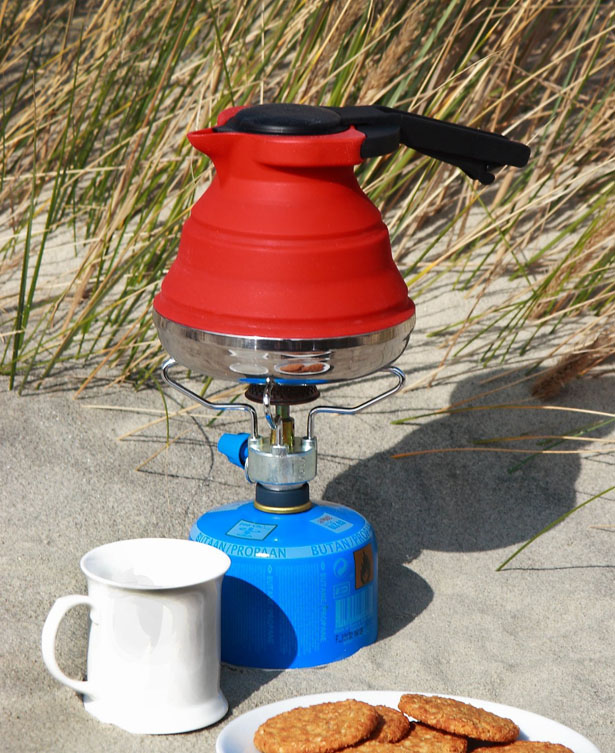 Inklapbare koffieketel - Daily Cappuccino - Lifestyle Blog
