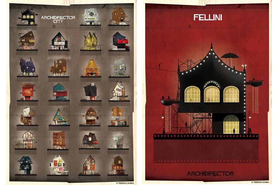Filmische architectuur - Federico Babina - Daily Cappuccino - Lifestyle Blog