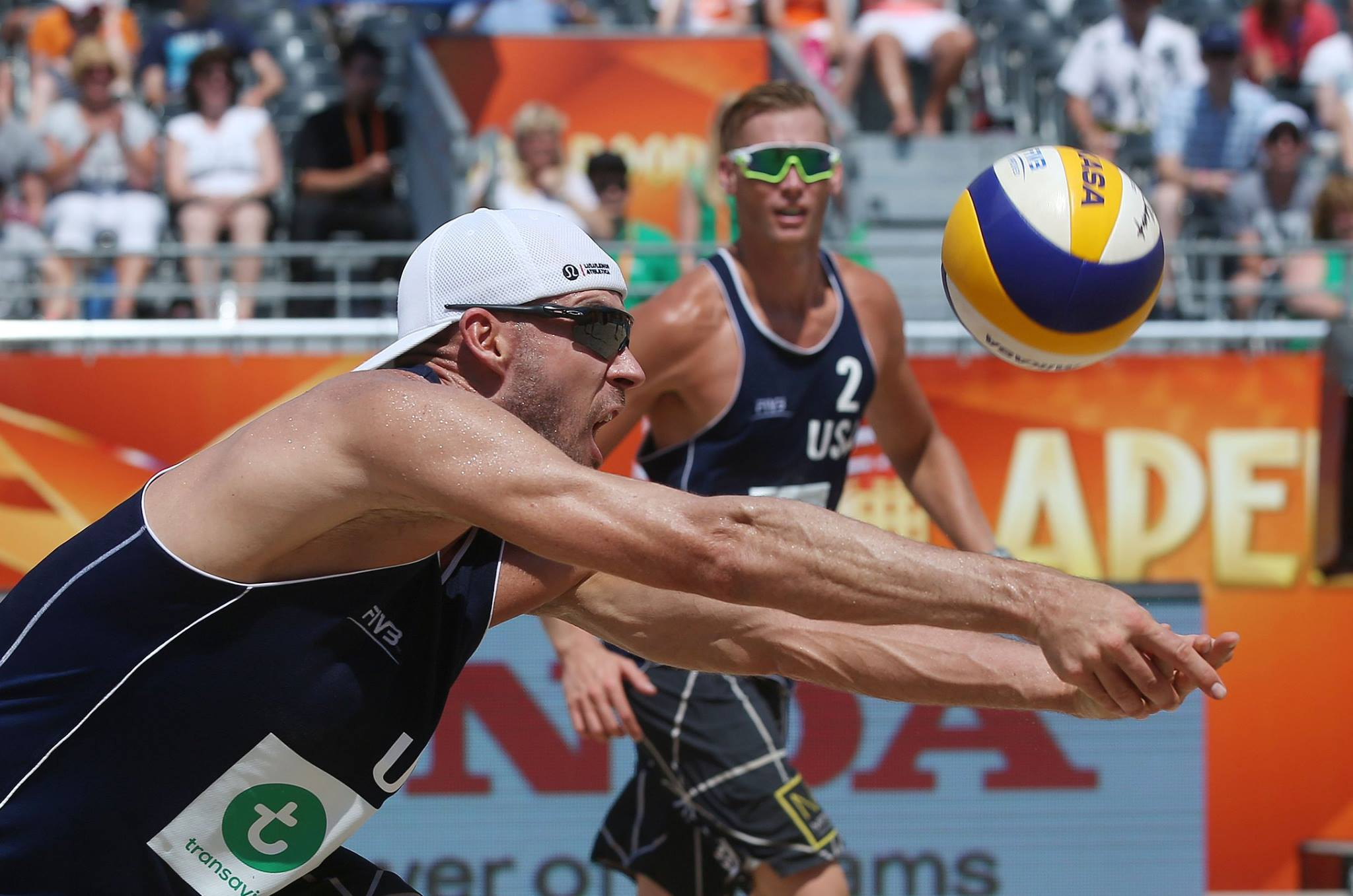 WK Beachvolleybal - Daily Cappuccino - Lifestyle Blog